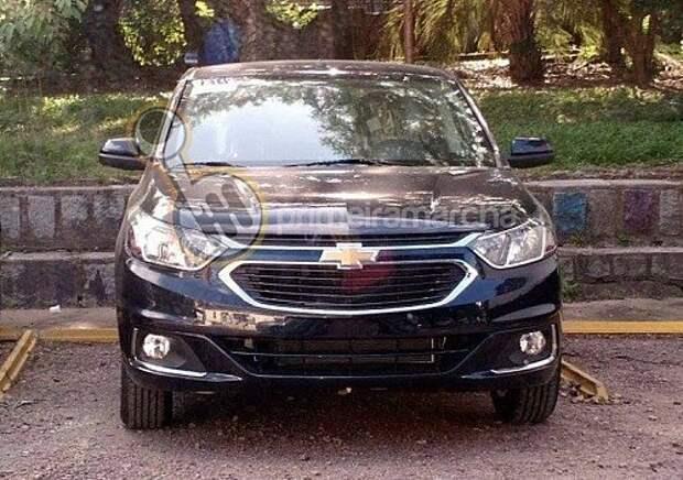 Бразильский карнавал: Chevrolet Cobalt стал совсем взрослым (ФОТО)