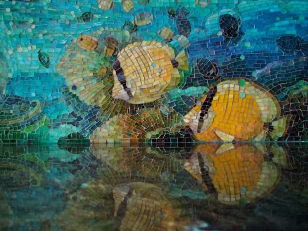 Мозаика Mia Tavonatti