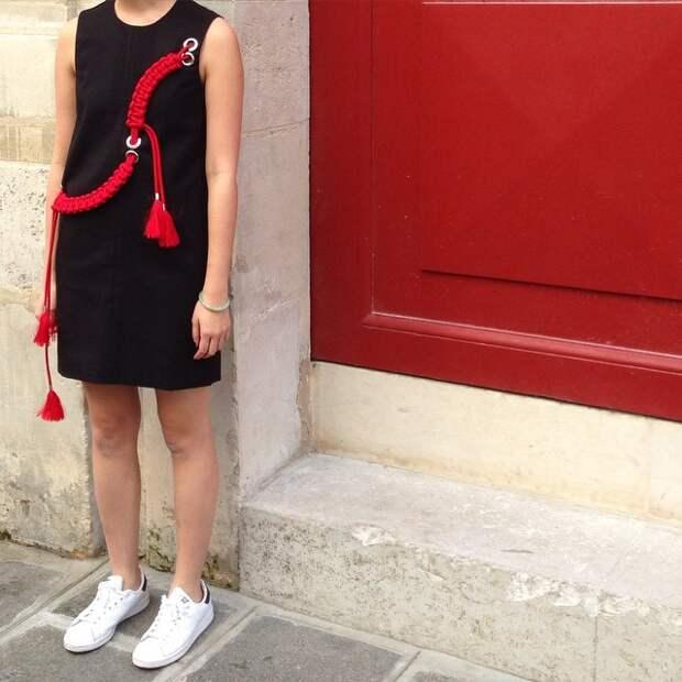 Люверсы и шнурок. Cynthia & Xiao