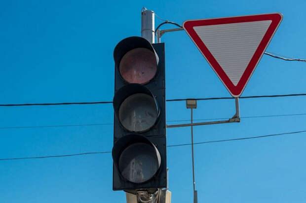 На одной из улиц Краснодара отключат светофоры