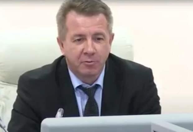 Суд Москвы арестовал экс-замглавы ФСИН Максименко