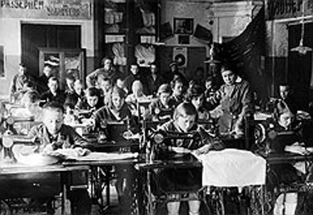 Несмотря на внешний аскетизм, детские дома неизменно притягивали ценителей легких удовольствий