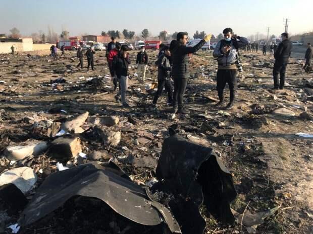 В Иране начались аресты причастных к гибели украинского самолёта