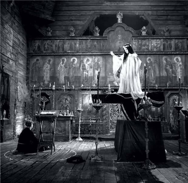 """История создания фильма """"Вий"""" СССР., вий, кино, факты"""