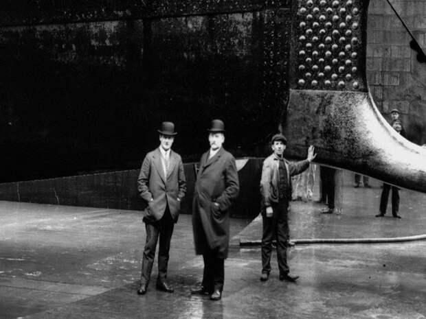Томас Эндрюс Изобретение: пароход Титаник история, факты
