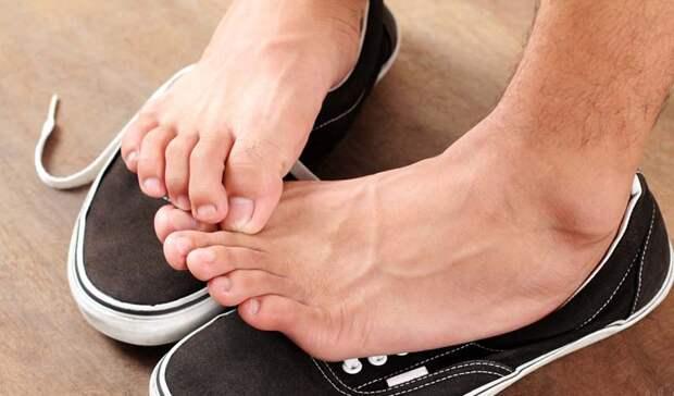 Кошачий туалет И еще один, нестандартный трюк для экстренного спасения вашей обуви. Купите наполнитель кошачьего туалета — эти небольшие камешки обладают прекрасными абсорбирующими свойствами. Наполните средством старые носки и оставьте на ночь в обуви.