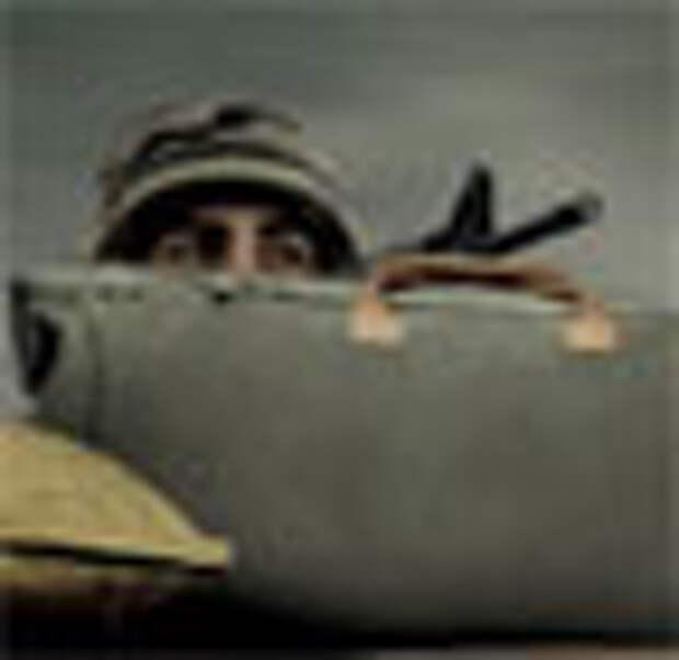 Суровый арабский креатив: сумки, защищающие от пуль