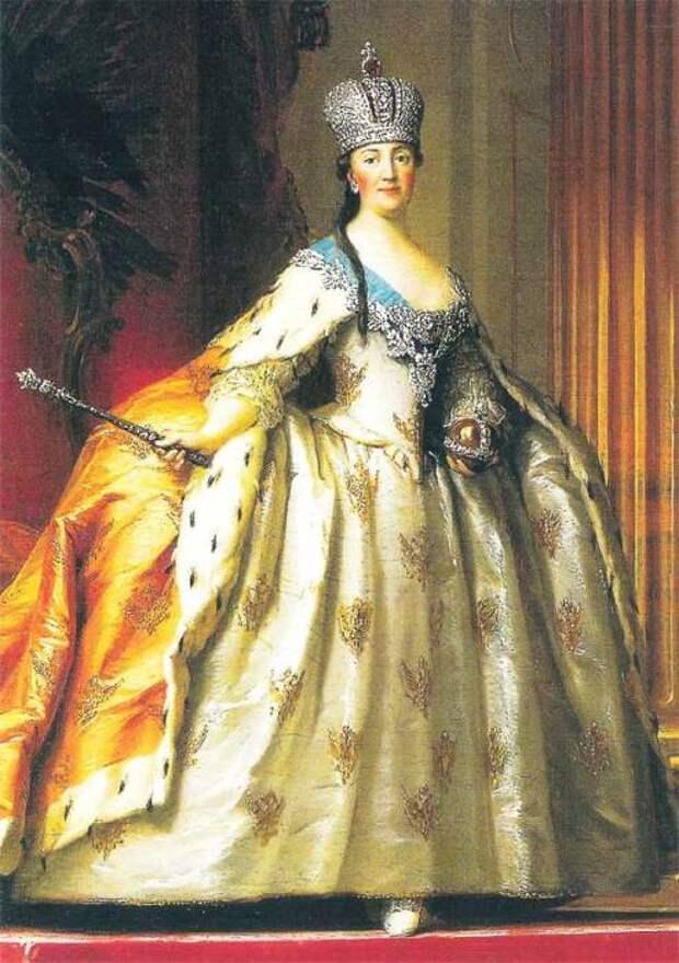 Екатерина Великая. / Фото: www.knowhistory.ru
