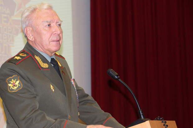 Российский союз ветеранов осудил уничтожение памятника маршалу Худякову в Арцахе
