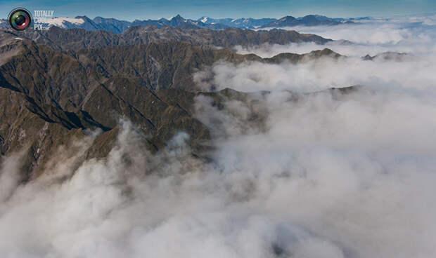 Красивые пейзажи от фотографа Питера Люксема