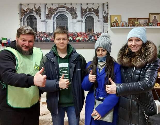 Школьники из Некрасовки вошли в число волонтеров отряда «ДоброСовы»