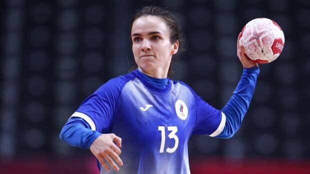 Российские гандболистки обыграли Черногорию и вышли в полуфинал ОИ
