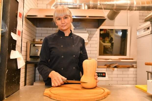 «Королева осени»: шеф-повар из Люблина готовит множество блюд из тыквы