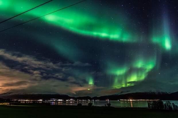 Путешествие по Скандинавии в поисках полярного сияния