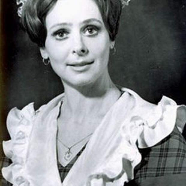 Советские актрисы: Алина Немченко