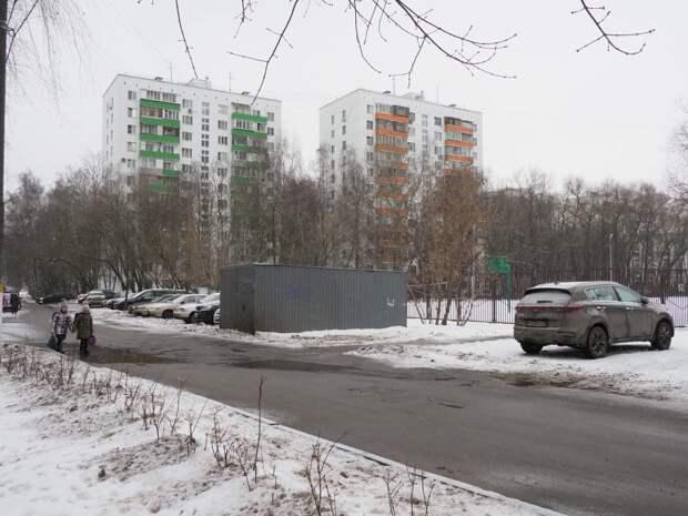 Гараж на улице Трофимова сносить не будут — управа
