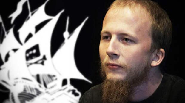 Основатель The Pirate Bay  угодил в московский суд