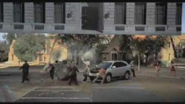 Новый ролик Lexus: очередная авария, которой не было