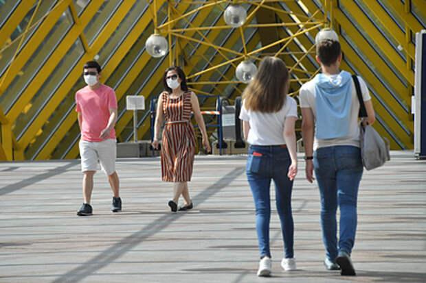Маски теперь насовсем: россиянам рекомендуют и впредь защищать органы дыхания