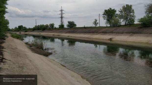 Неожиданный маневр РФ по замене Северо-Крымского канала вызвал бурную реакцию в Киеве