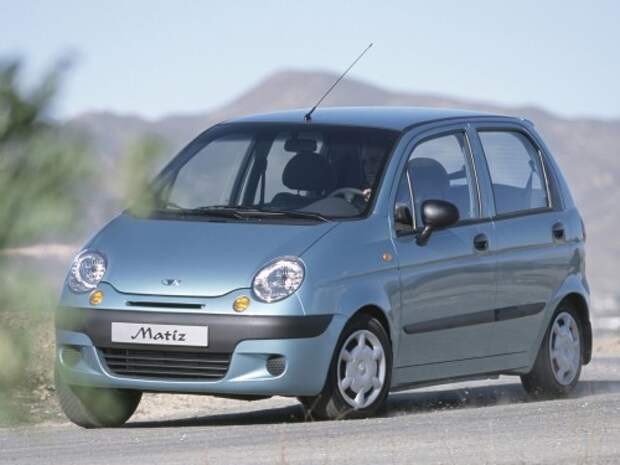 Daewoo_Matiz_Hatchback 5 door_2000