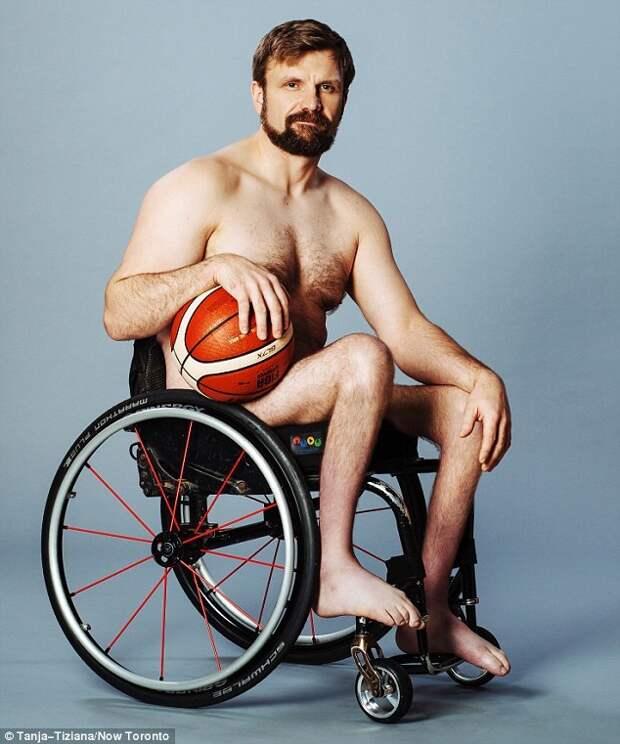 Спортсмен-инвалид