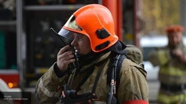 Два человека заживо сгорели при пожаре в квартире на Филевском бульваре в Москве