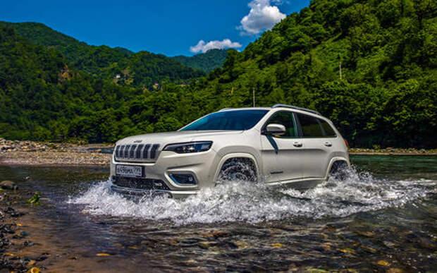 Jeep Cherokee после рестайлинга: все изменения