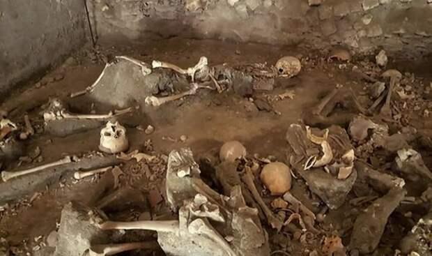 В Помпеях нашли загадочную находку 2000-летней давности