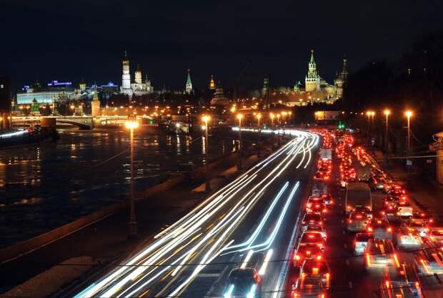Список городов с самыми загруженными дорогами