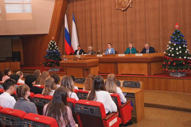 Ремонт водопровода и канализации в госсовете Крыма обойдется в 12 млн