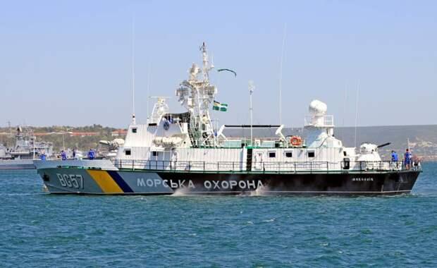 Зачем Киев готовит пересмотр границ на Черном море