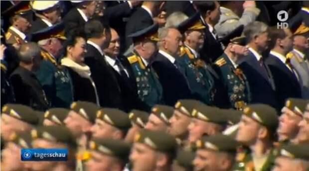 Чего больше всего испугались немцы на Параде в Москве