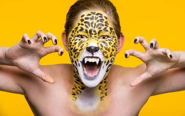 Зов джунглей: когда леопардовый принт в одежде – уместен