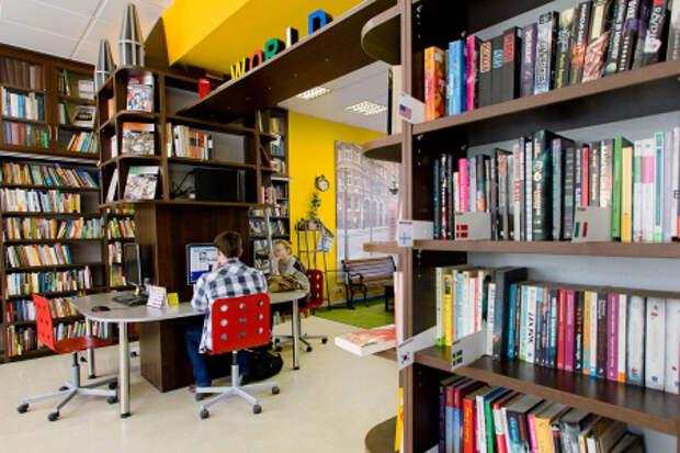 Дополнительно 129 библиотек станут модельными в 2022 году