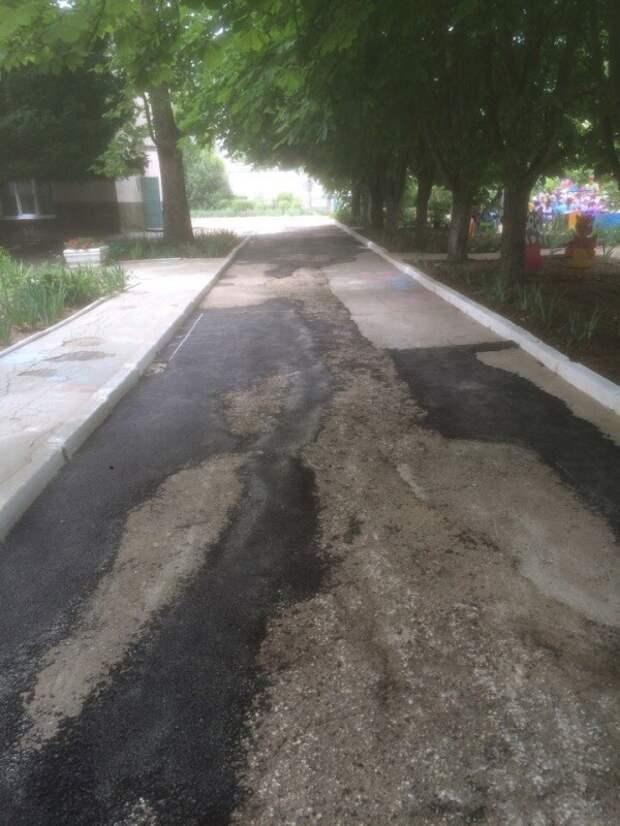 Севастопольские дорожники опять показали неповторимое мастерство (ФОТО)
