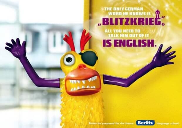 Berlitz: English