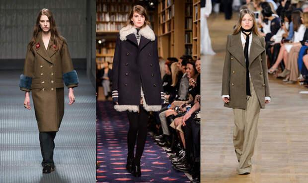 Модные пальто осень-зима 2015/2016: фото 2