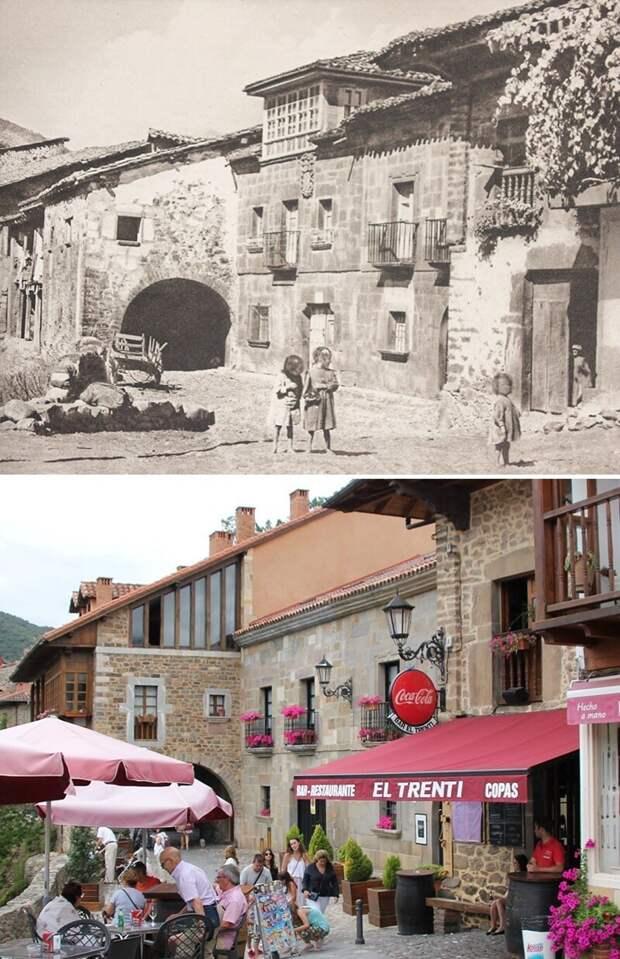 Тогда итеперь: сильноли изменились города Европы засто лет?