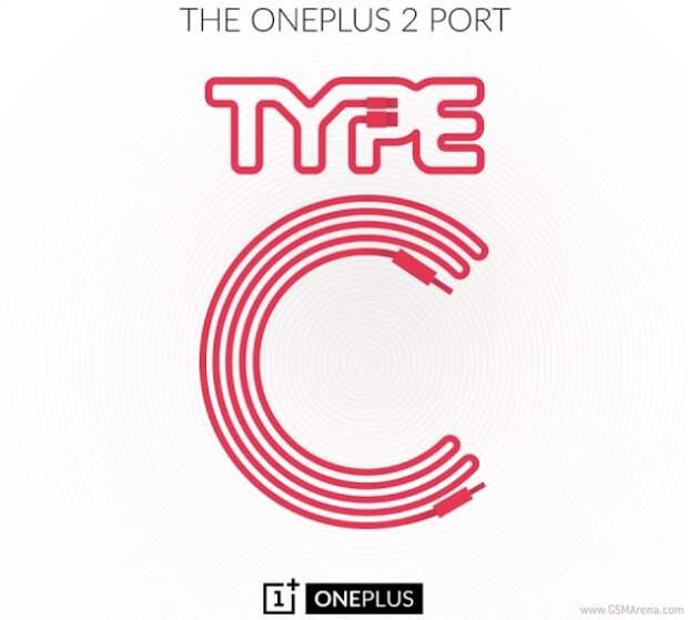 Смартфон OnePlus Two получит порт USB Type-C