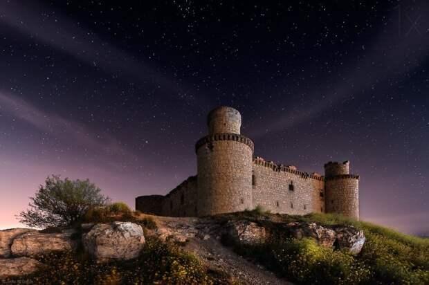 Замок Сан-Сервандо, Испания.