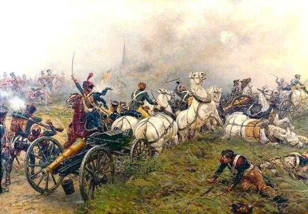Французская конная артиллерия