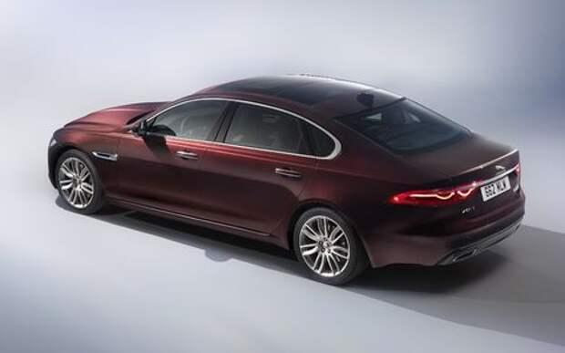 Jaguar XFL – мимикрирующий аристократ