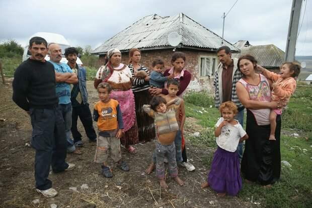 Пещерный национализм в отношении цыган — не трогайте древний народ