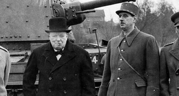 Генерал де Голль против американского доллара .