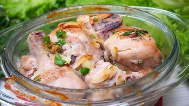 Тушенная курица в собственном соку Курица, Рецепт, Видео рецеп, Видео