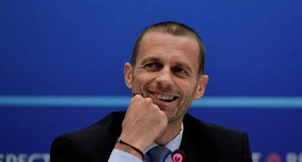 Президент УЕФА обратился к владельцам клубов АПЛ
