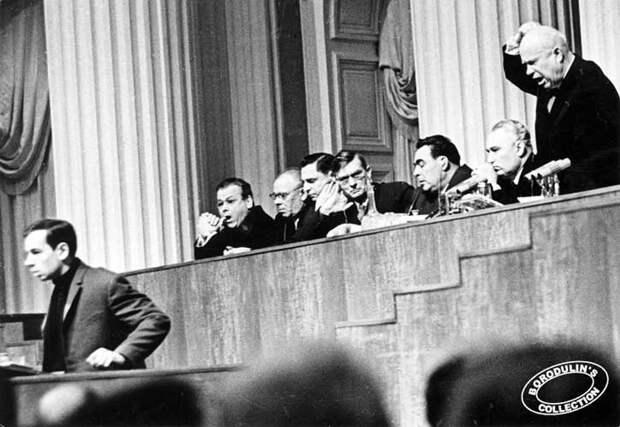 Этот день 50 лет назад. 07 марта 1963 года
