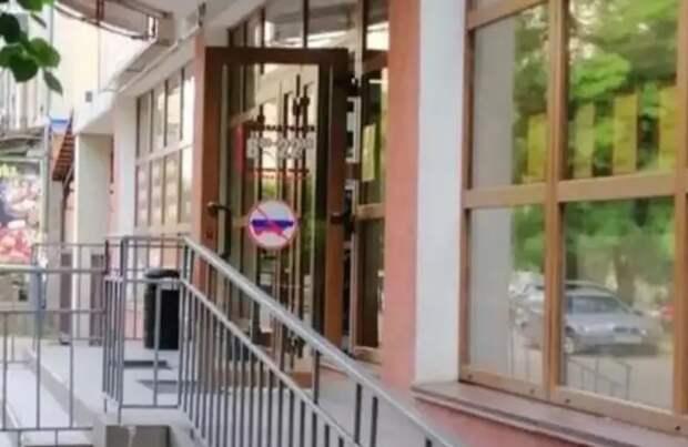 В украинских Черновцах вывесили знаки «Россиянам-свиньям вход запрещен»