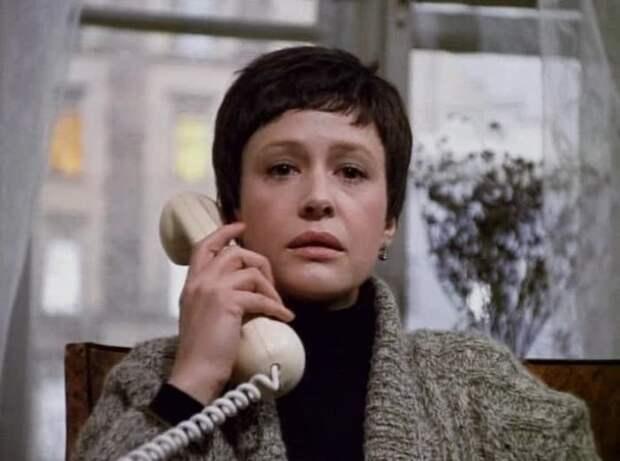Марина Неелова в фильме *Осенний марафон*, 1979 | Фото: cineast.com.ua